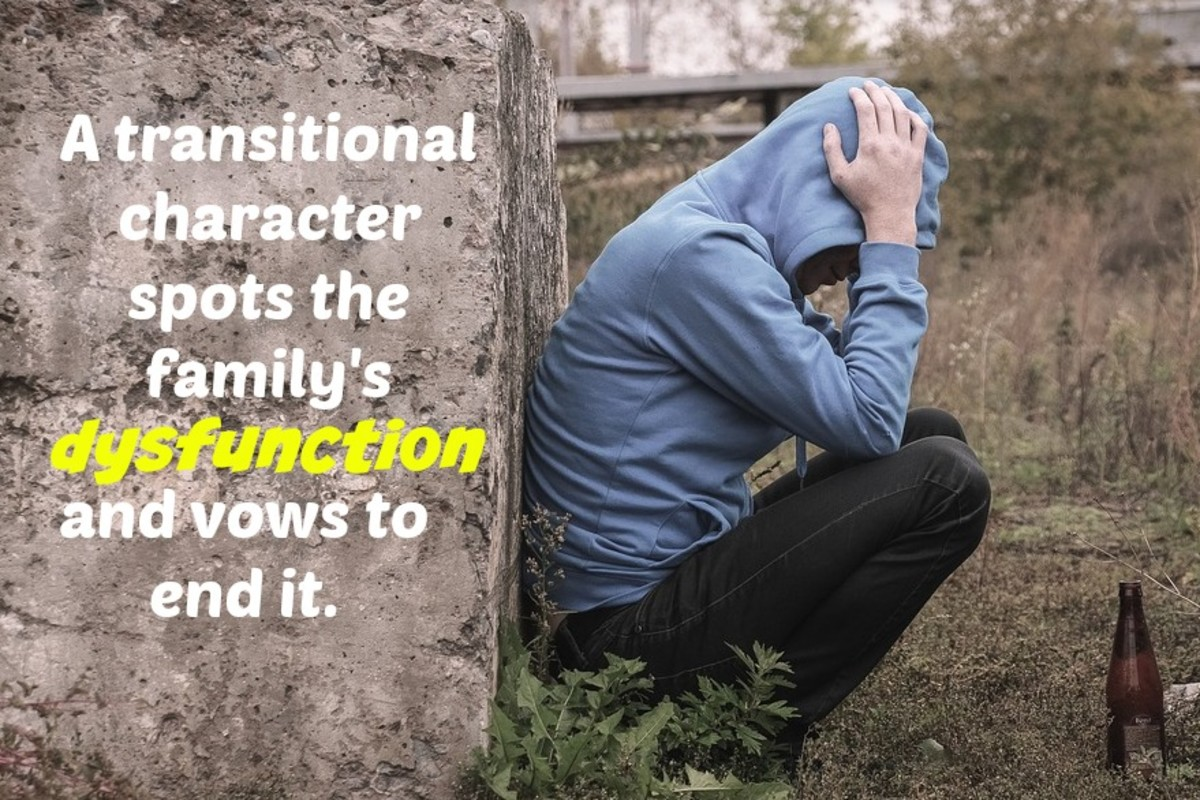 Pinpointing the dysfunction in one's family of origin is extremely difficult and may require professional help.
