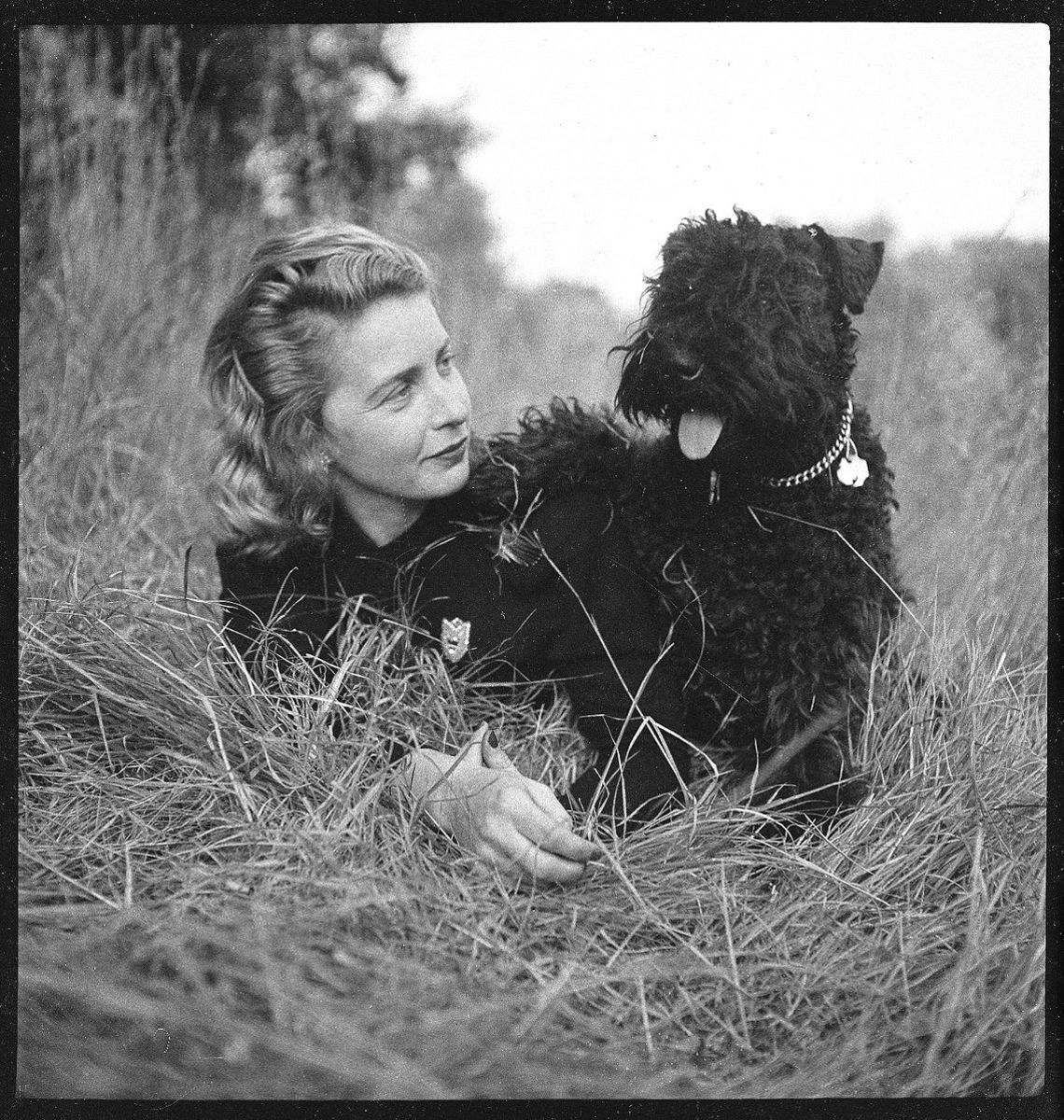 Margaret Wise Brown by Consuelo Kanaga