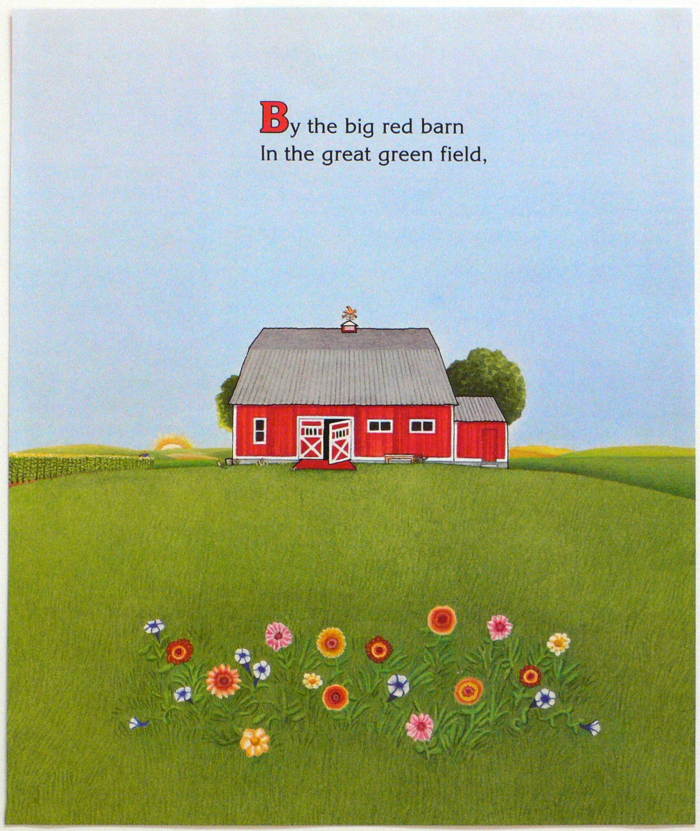 By Felicia Bond, Illustrator; Margaret Wise Brown, Writer (Supplied by Felicia Bond, illustrator) [CC BY-SA 3.0 (http://creativecommons.org/licenses/by-sa/3.0)], via Wikimedia Commons