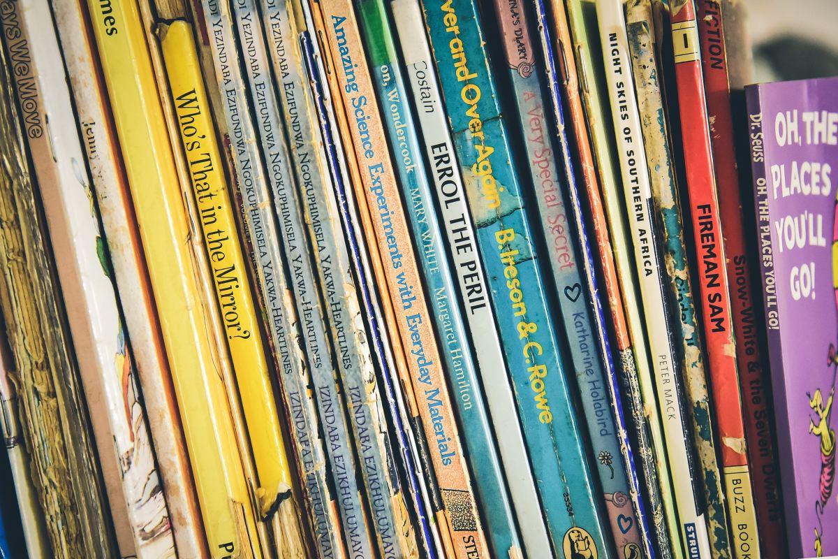 Choose a book that encourages participation.