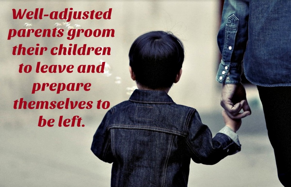 Parents, struggling in their marriage, can unconsciously sabotage their children's independence. They want them to remain at home as buffers between them and their spouse.