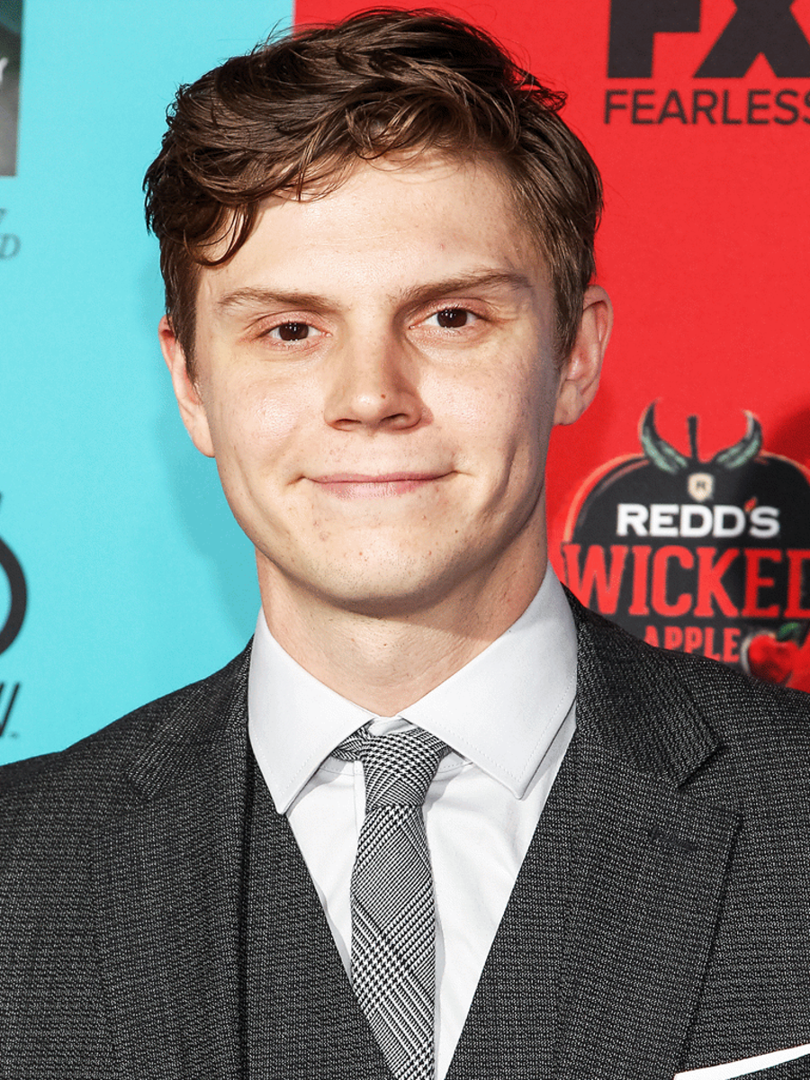Evan Peters. He chooses odd duck roles, but he's incredibly talented.