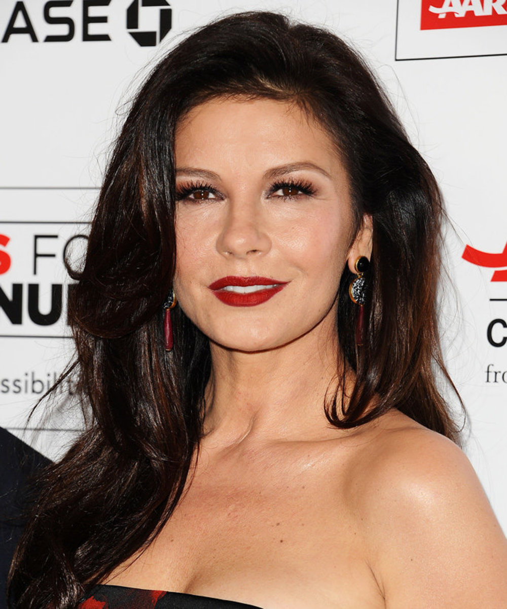 Catherine Zeta-Jones: she can do it all; act, sing, and dance.