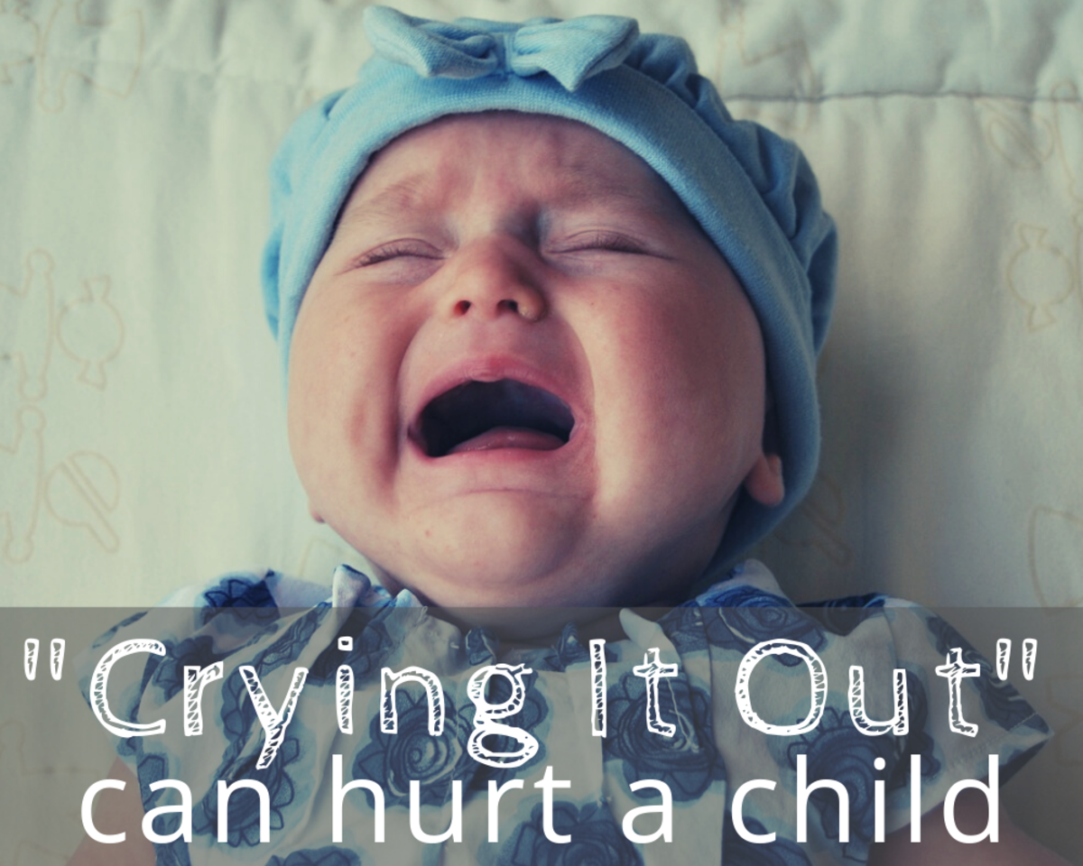 "Emotionally cold mothers gravitate to parenting practices like letting an infant ""cry it out."""