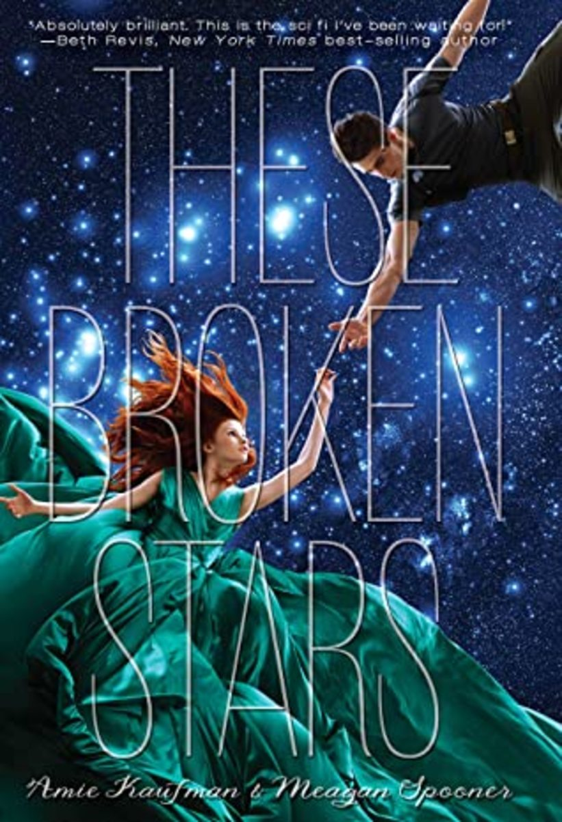These Broken Stars by Amie Kaufman and Meagan Spooner: Lilac and Tarver may find a way off this planet. But they won't be the same people who landed on it.