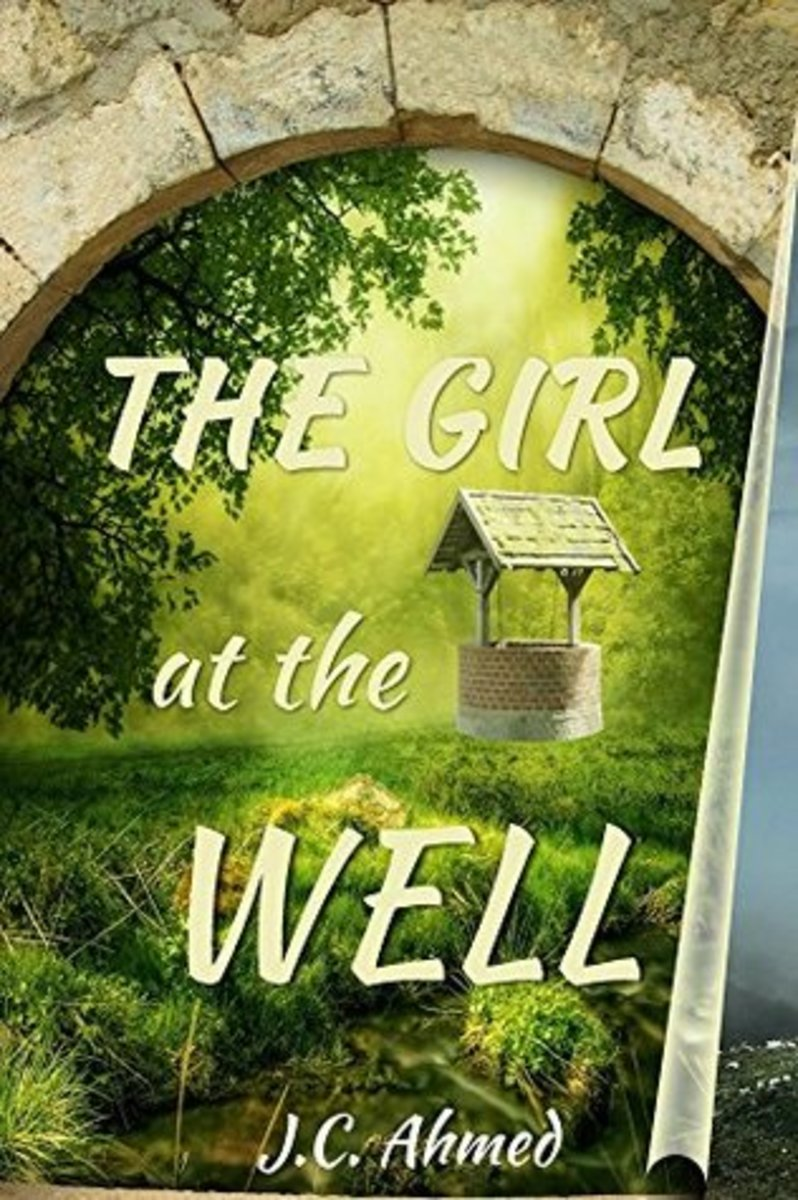 The Girl at the Well by J.C. Ahmed: Someone Must Die. She Must Choose Who. The life of a young princess is turned upside down when she discovers her parents are evil despots. How far will she go to end their reign of terror?