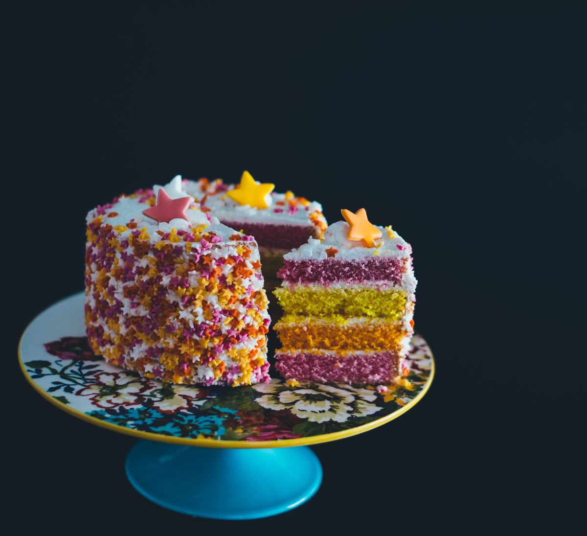 """Get on your child's level and tuck them in with """"the birthday cake"""" method."""
