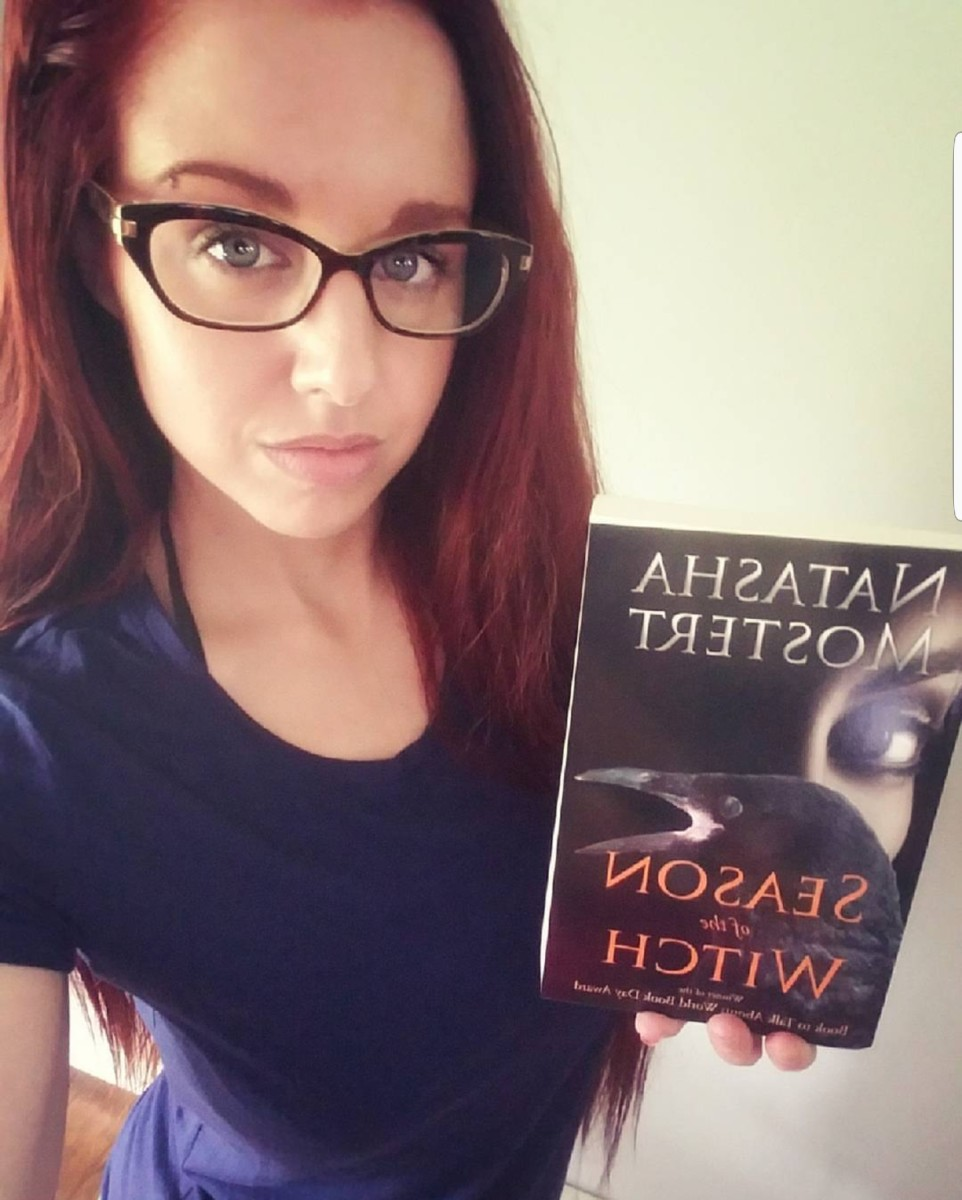Natasha Mostert is an amazing author!