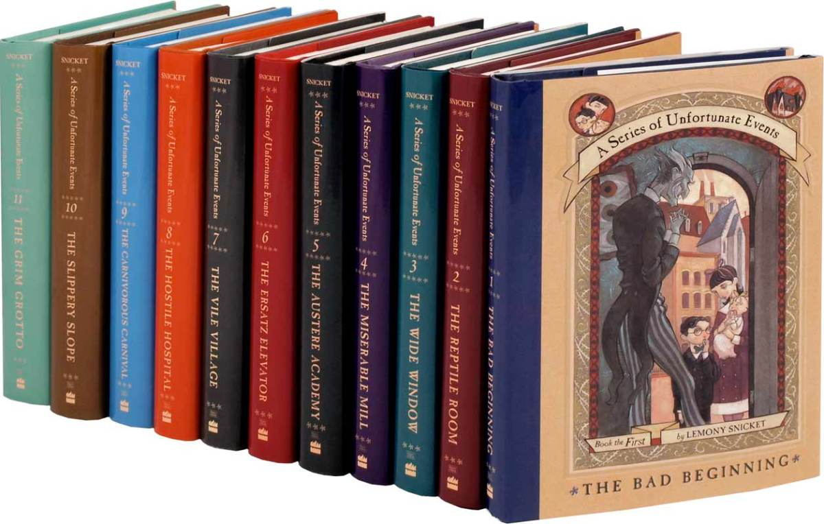 The author, Daniel Handler (who uses the pseudonym Lemony Snicket), is Jewish, and in an interview with Moment Magazine he confirmed that the Baudelaires are meant to be Jewish as well.