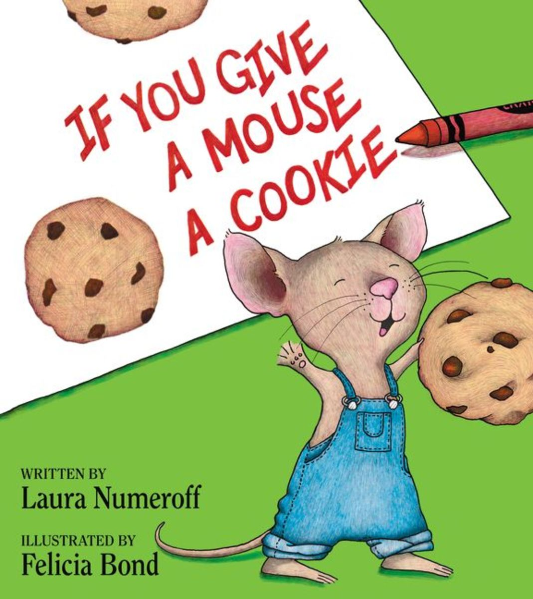 Laura Numeroff actually came up with the concept for this book on a road trip, narrating it to a friend as they drove.