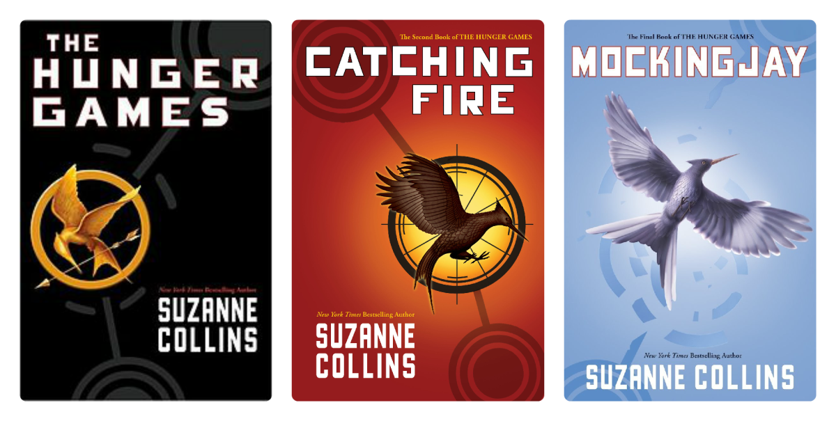 Suzanne Collins came up with the concept for The Hunger Games while channel surfing. She flipped between reality TV and war coverage on the news and suddenly it clicked: what if they were combined into one story?