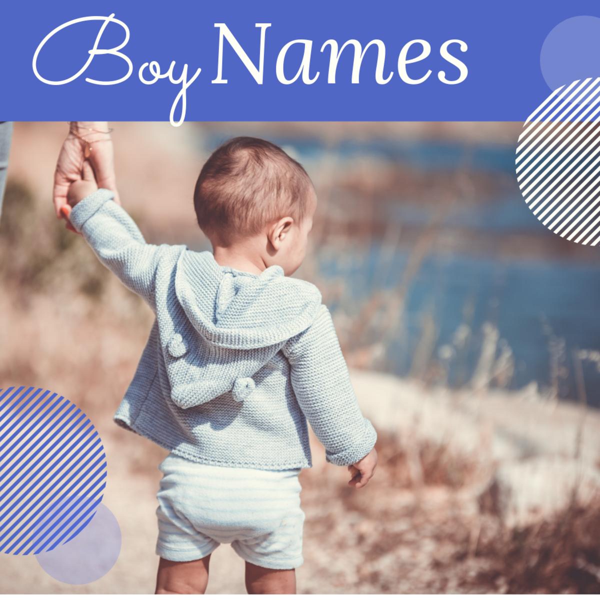 Boy Names/Male Names