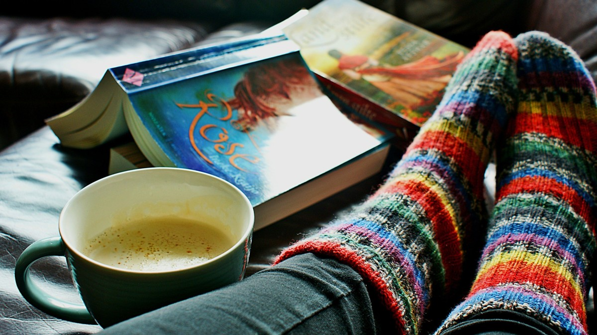 Model your enjoyment of reading.