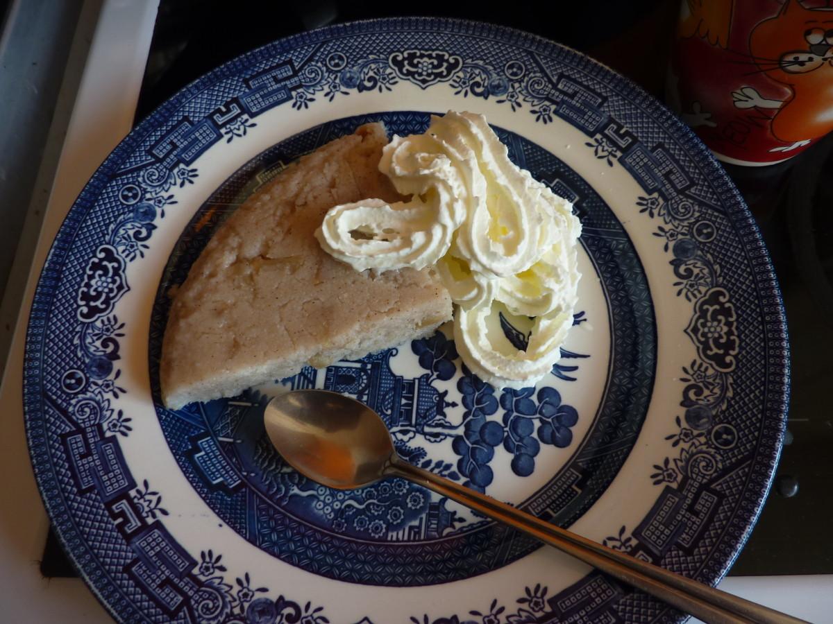 Grandma's Apple Pie Mealiepap