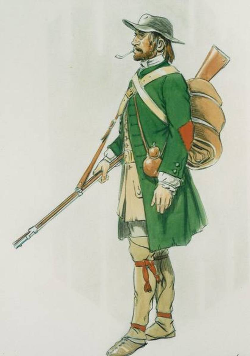 Acadian militia didn't all leave NS, using guerilla warfare in New Brunswick. It took Brits, Americans, and French Officers 5 yrs to convince them to stop. Perhap this is where the Swamp Fox learned strategy for the American Revolution.