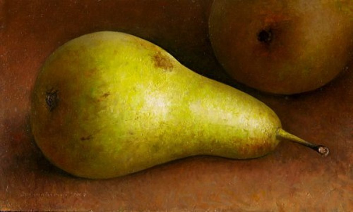 How To Freeze Fresh Pears