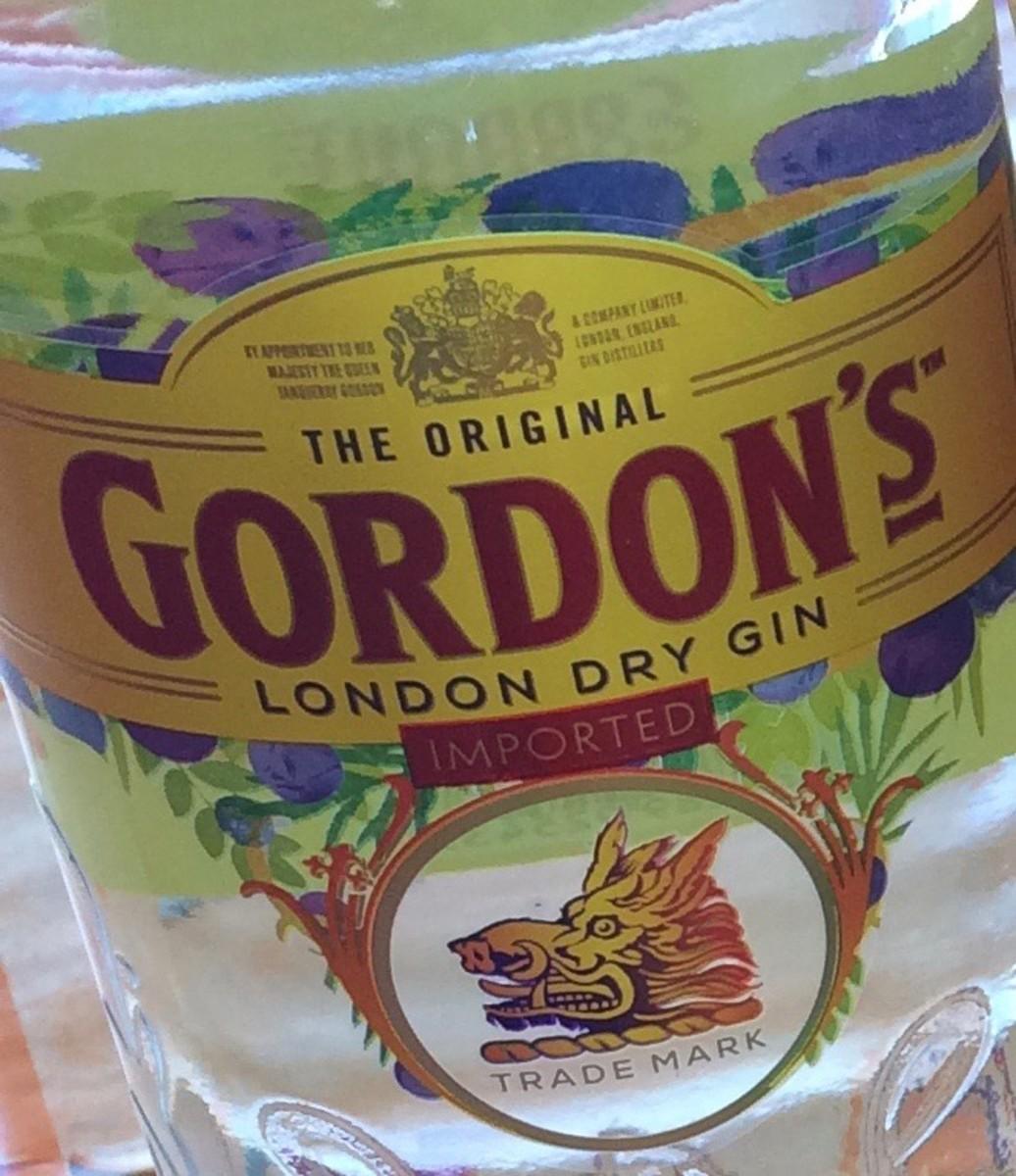 Gordon's is my favorite gin.