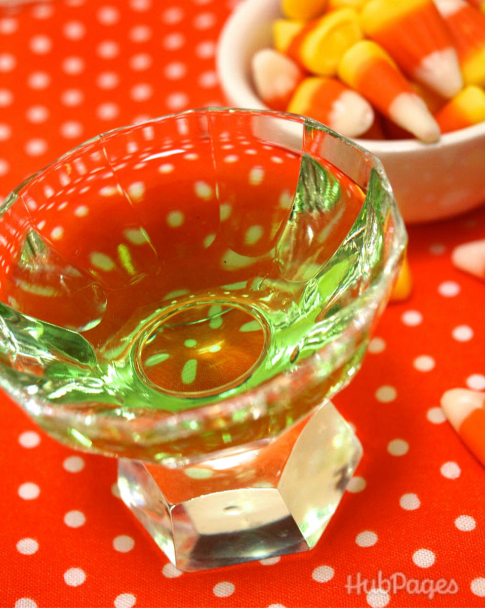 Toxic Refuse is the perfect fruity-but-tart Halloween shot.
