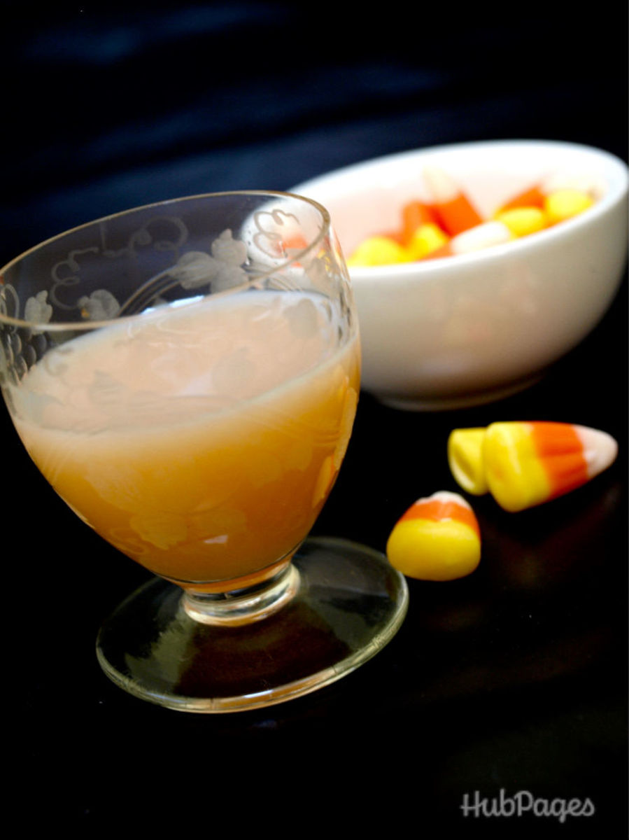 Try this peach schnapps based shooter, the Brain Shot.