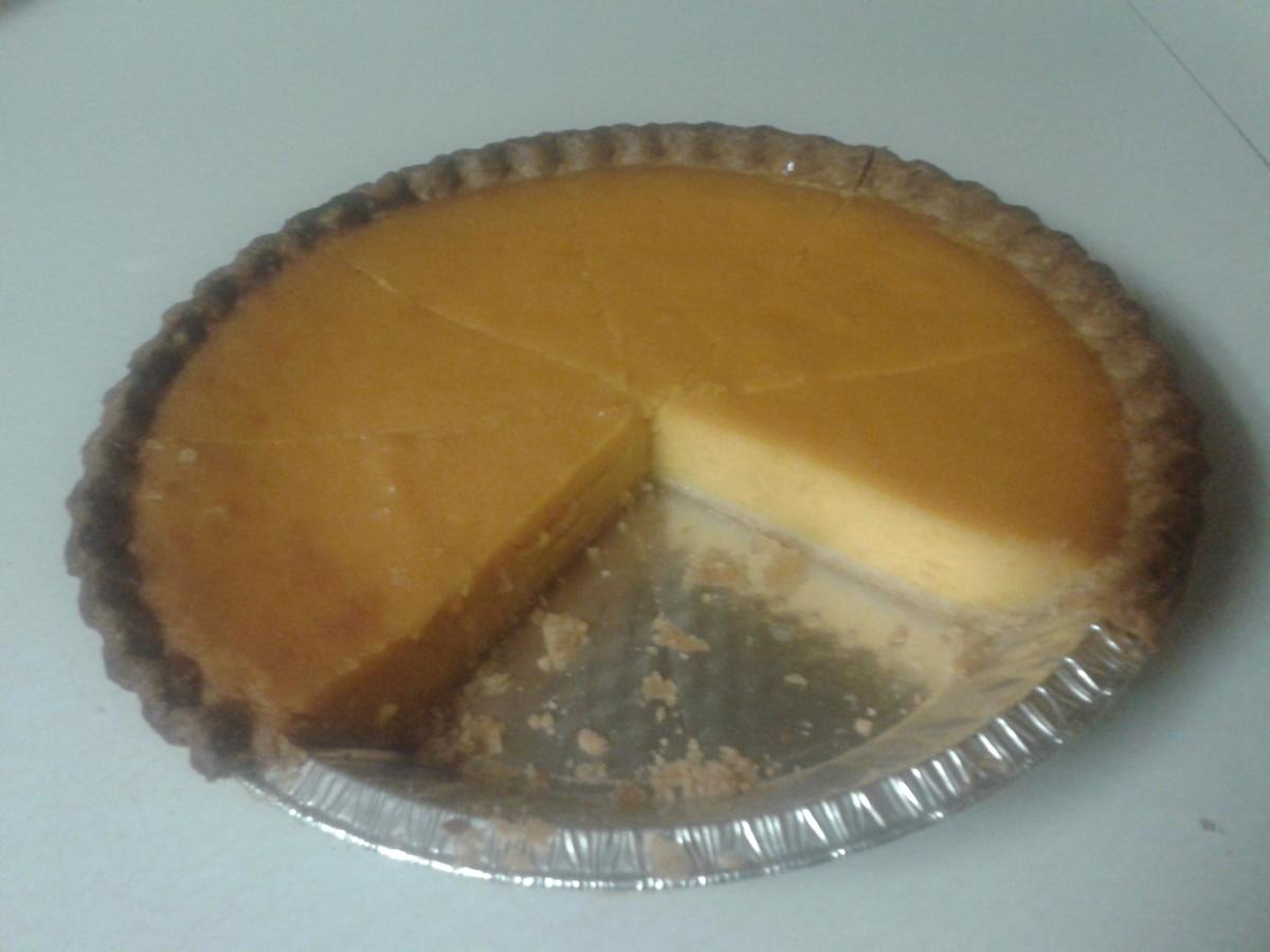 Mom's Sweet Potato Pie