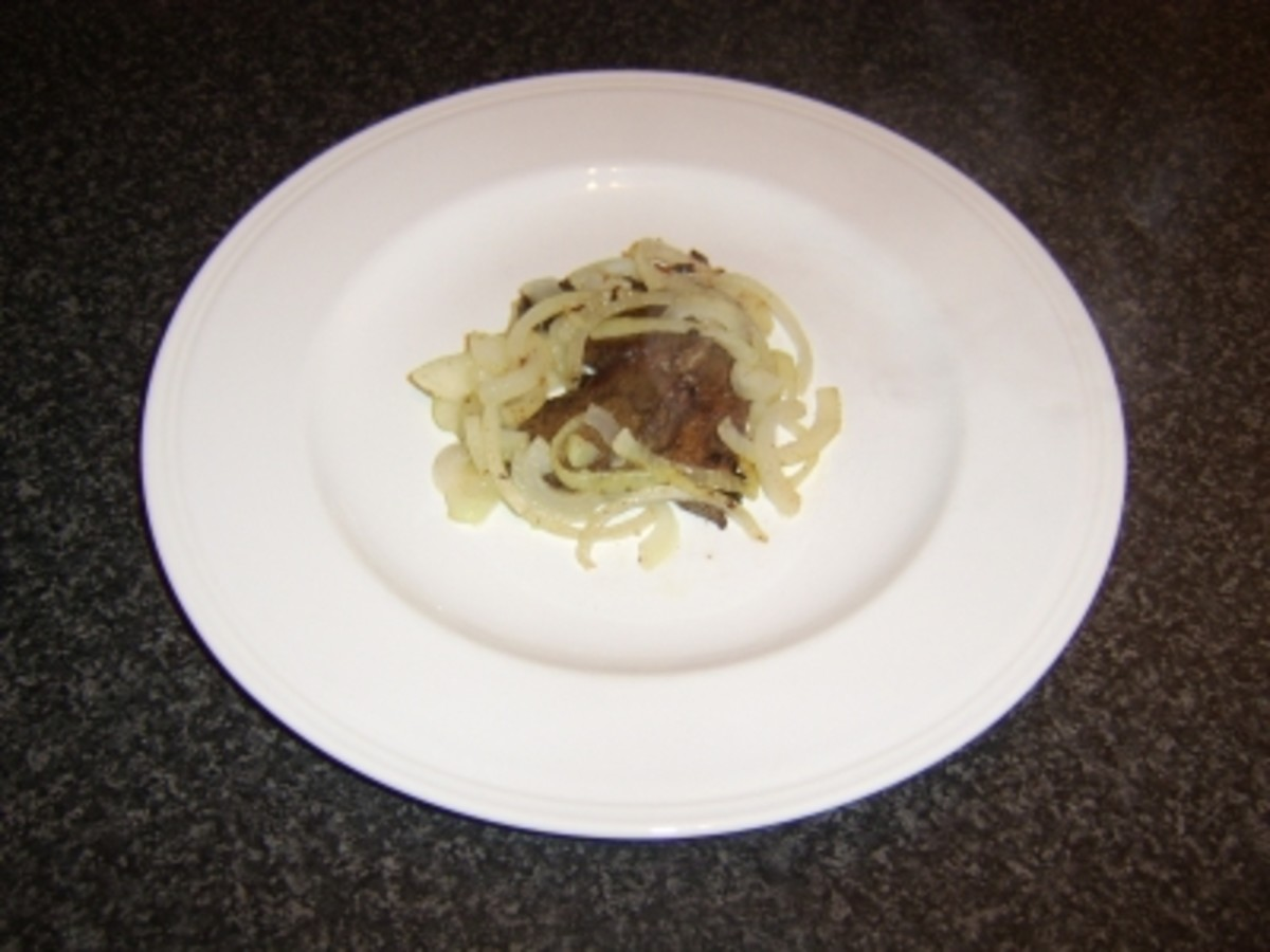 Lamb's Liver and Onions