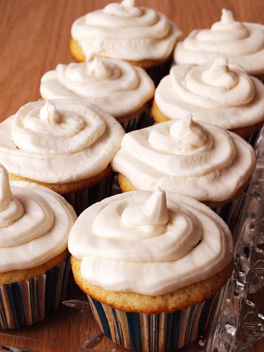 The Best Homemade Vanilla Cupcake Recipe Ever Hubpages