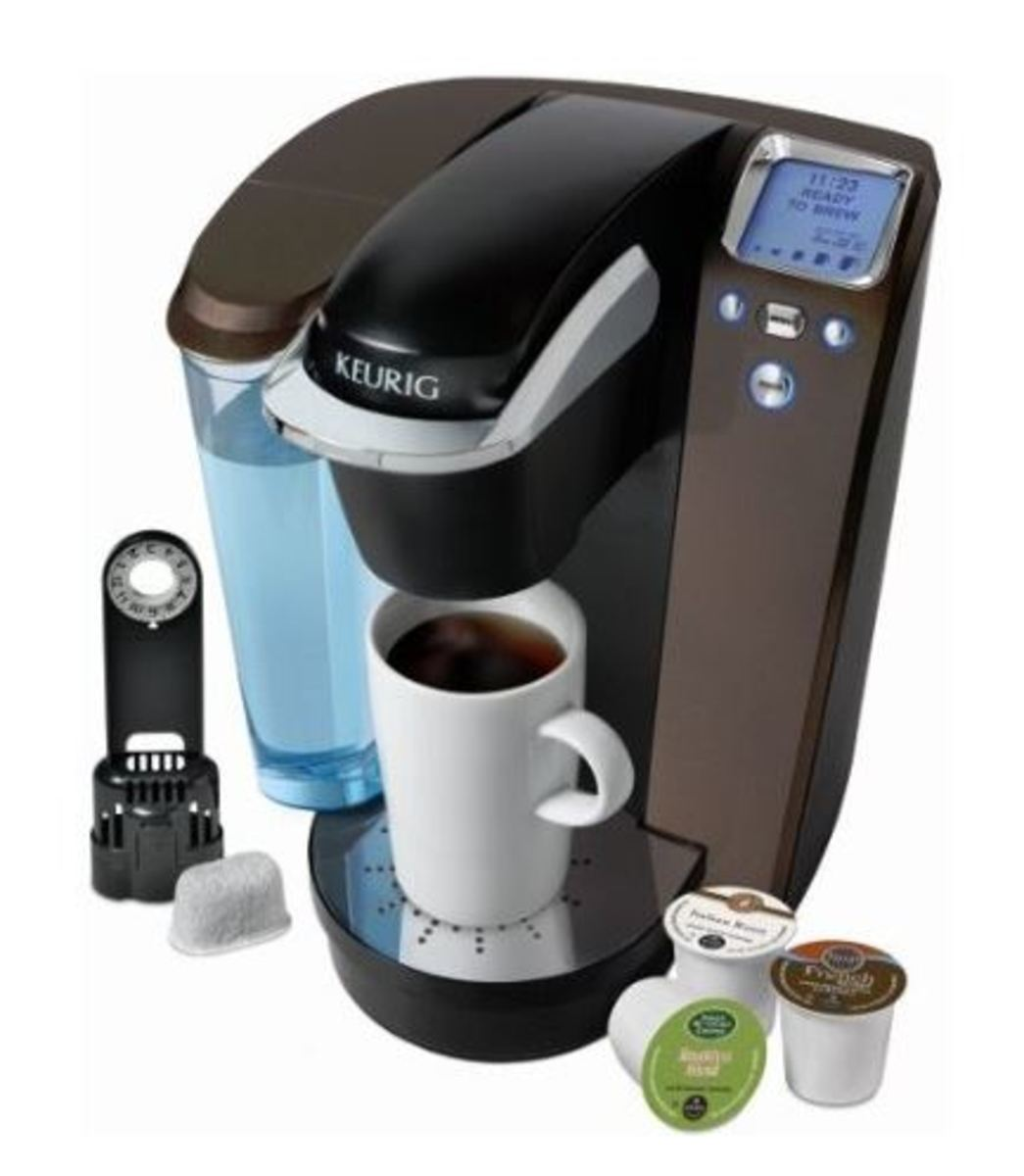 Keurig B75 single brewer system