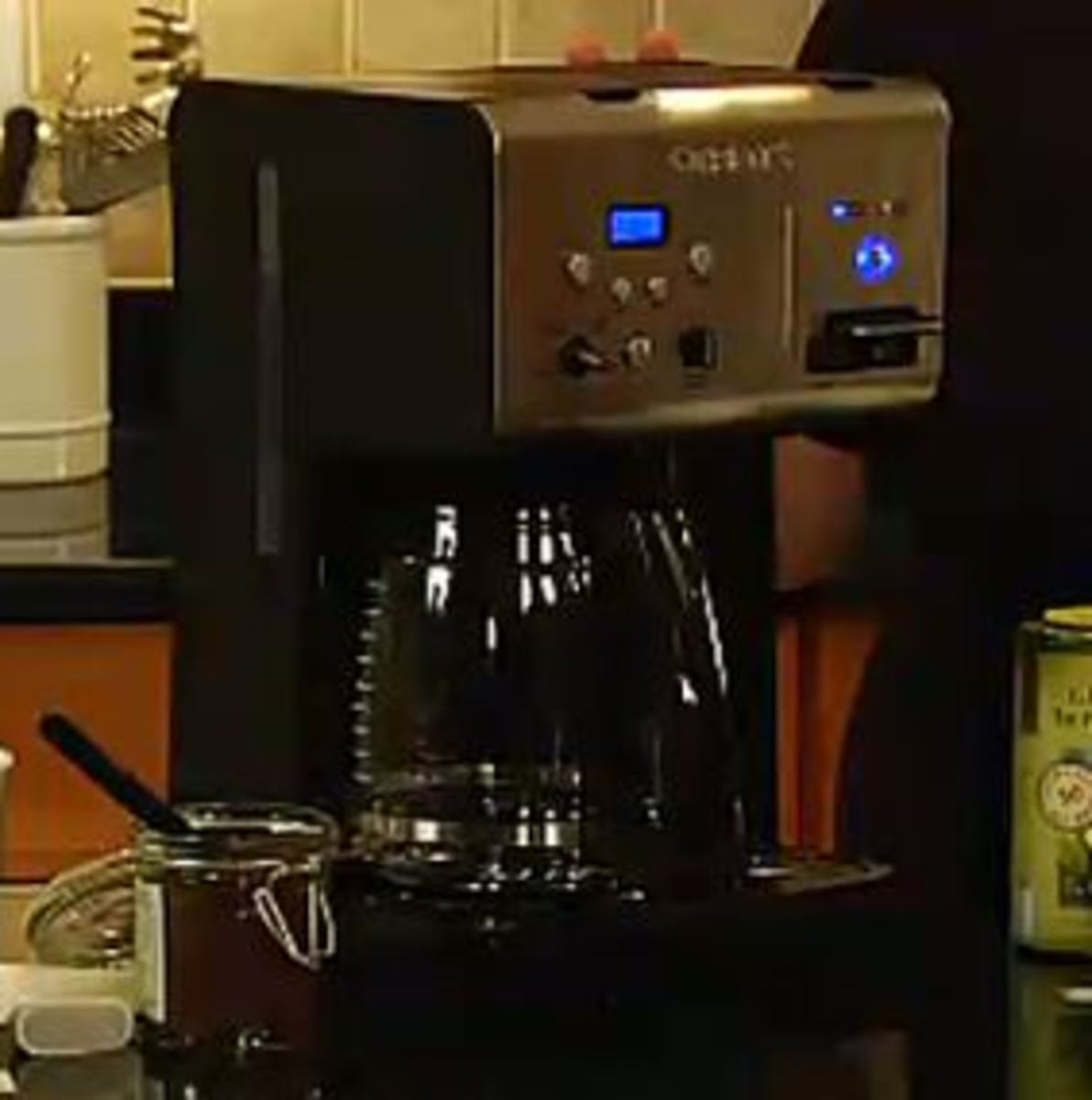 Cuisinart programmable coffee maker