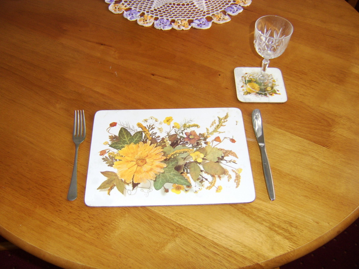 A table set for one person is a sad sight at Thanksgiving, or any holiday time of family celebration