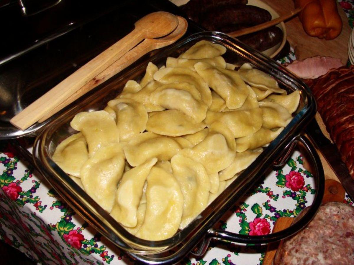 Boiled Pierogi