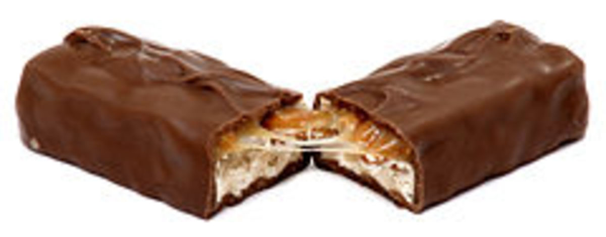 Why the Snickers Candy Bar Is the Best!
