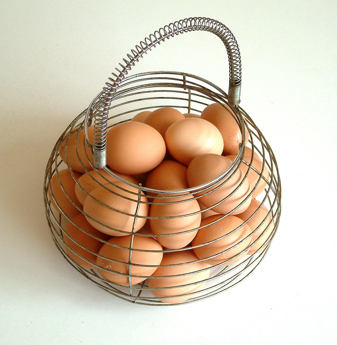 Eggs are nutritious and useful but are allergenic for some people.