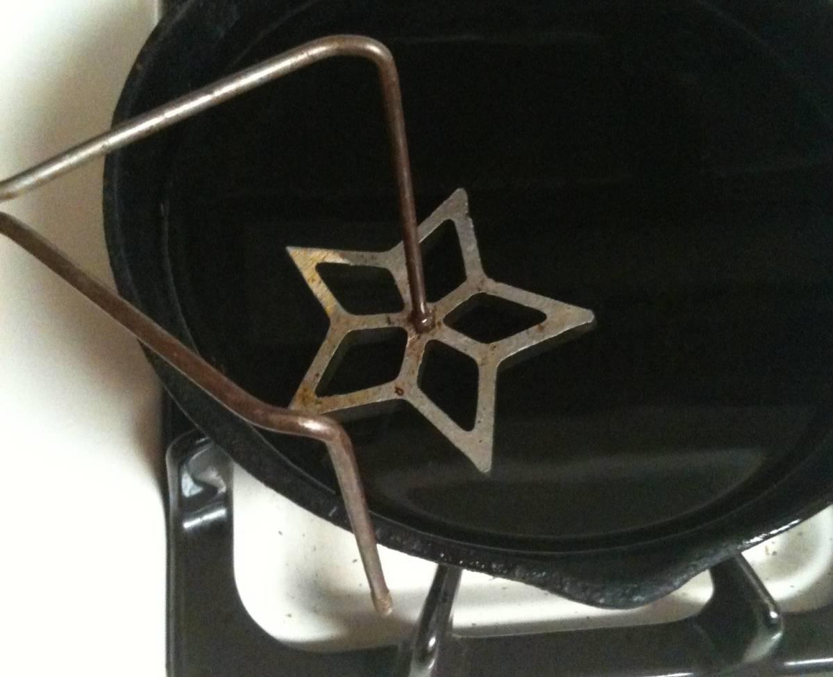 Heating the iron