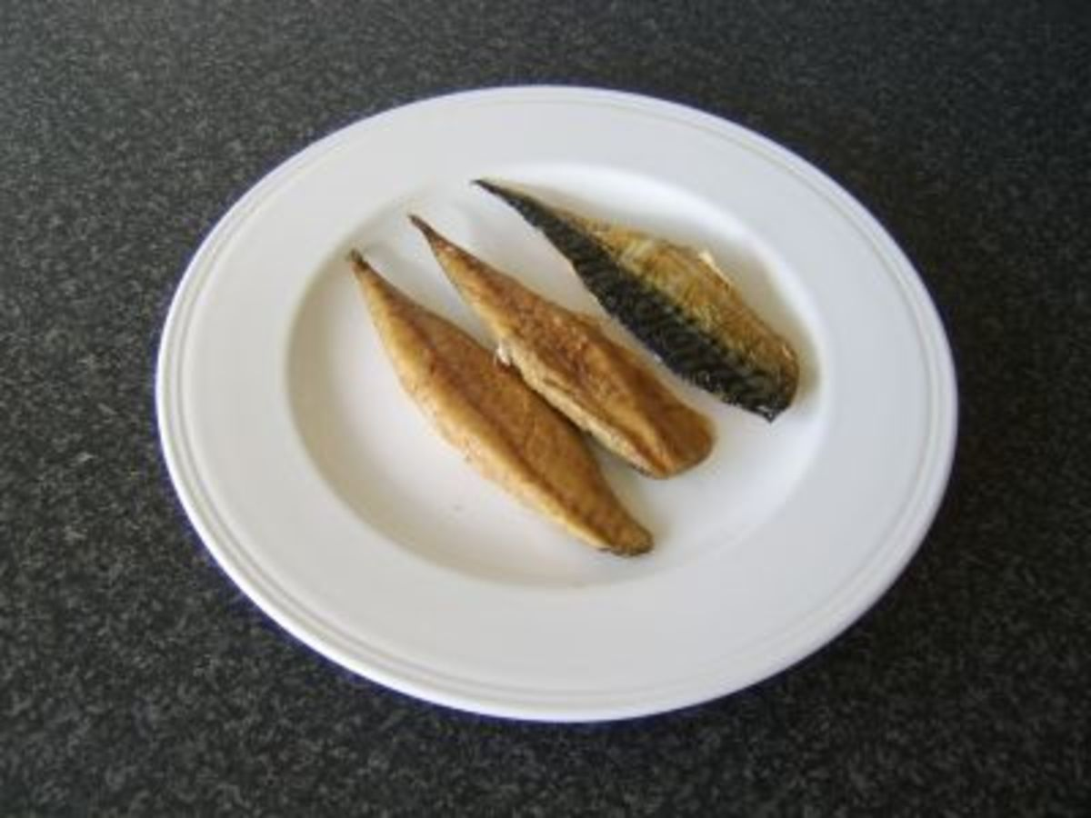 Scottish Smoked Mackerel