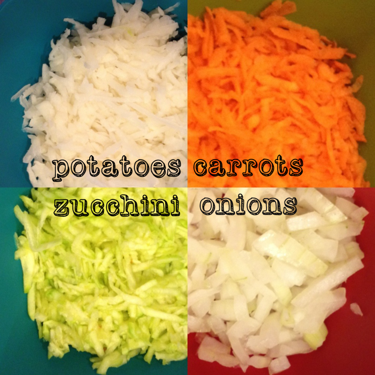 Grated Carrot Recipes