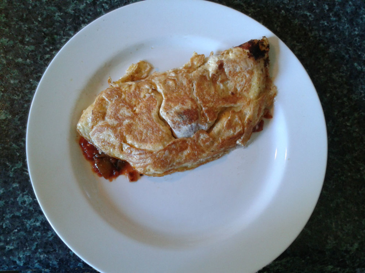 Your Quick and Easy Omelet Recipe
