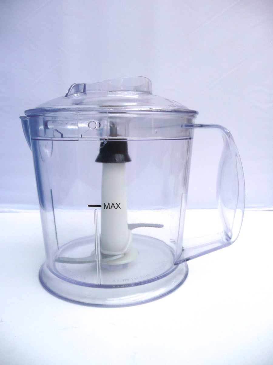 The mini food processor