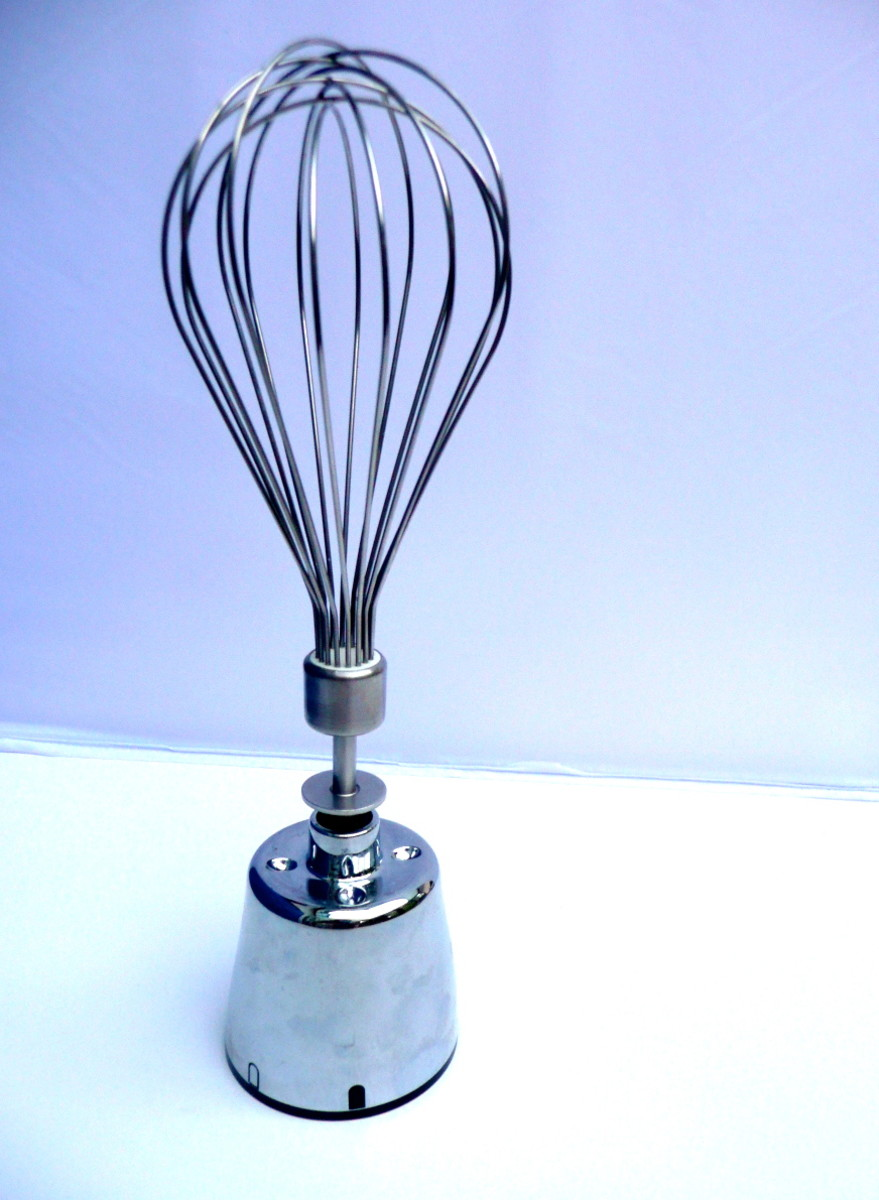 The egg whisk