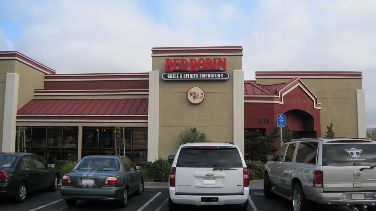 Red Robin is a family friendly restaurant chain that has gluten free menu items