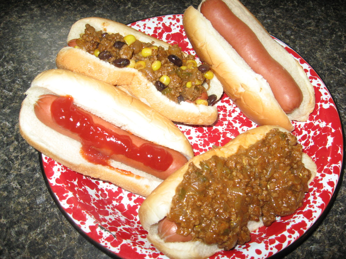 5 Great Recipes for Hot Dog Chili