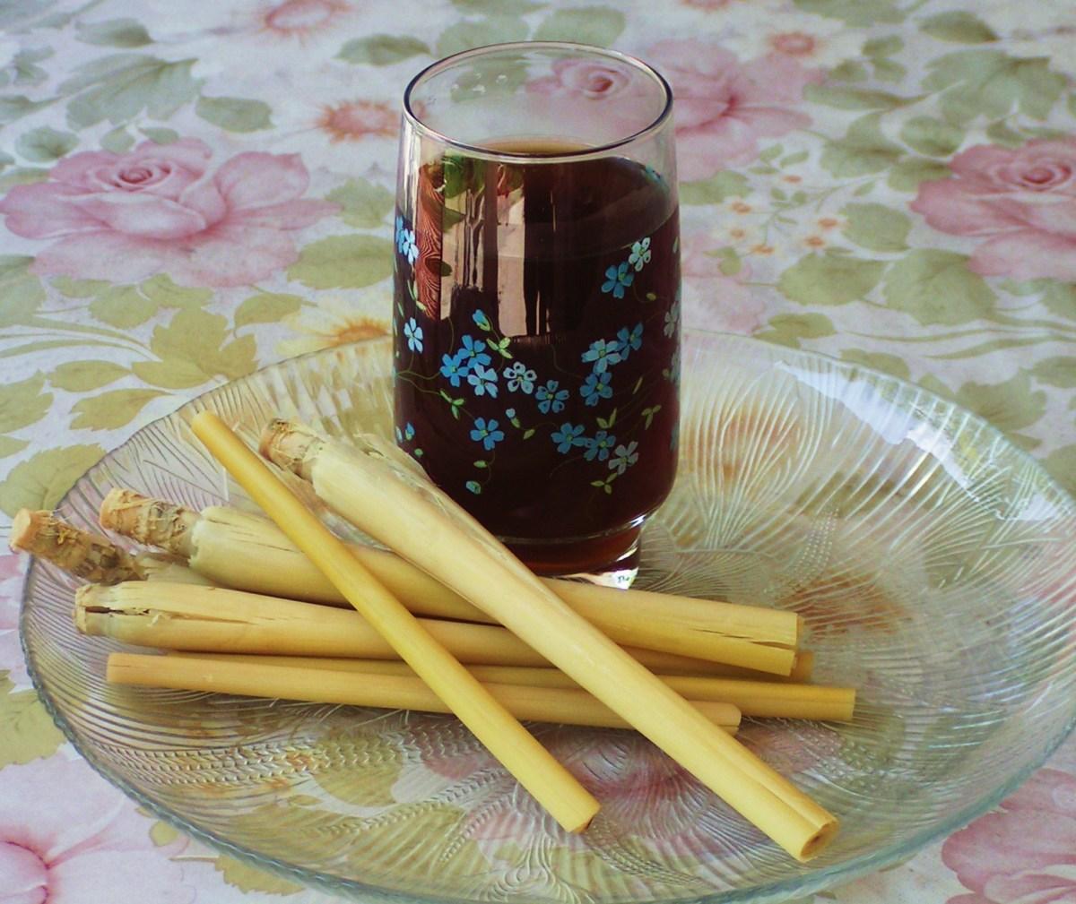 My Lemongrass Tea