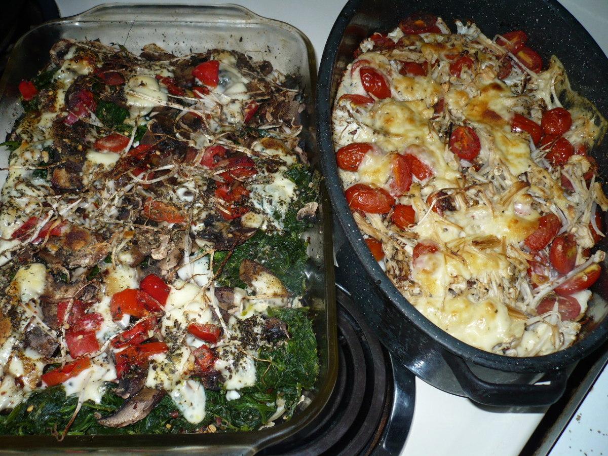 Gluten-Free Vegetarian Lasagna