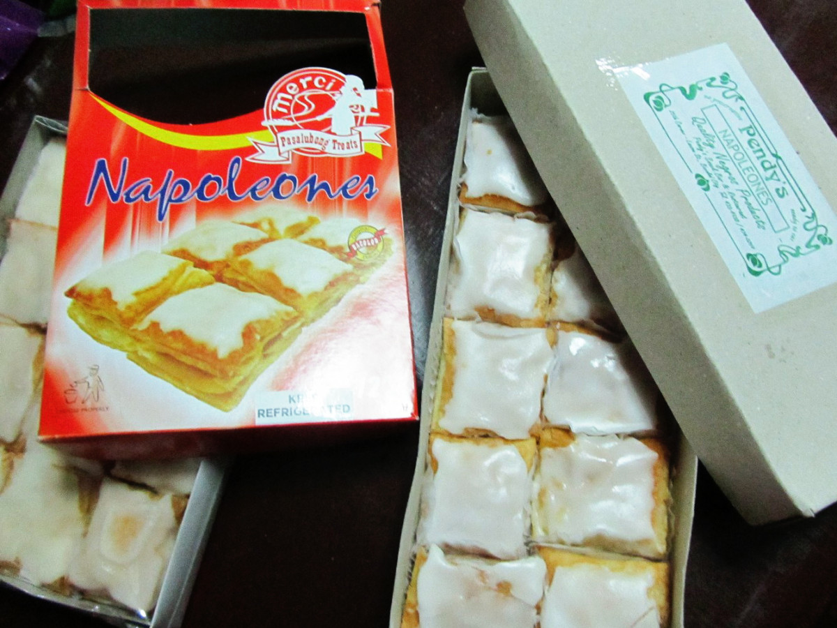 Pendy's vs. Merci: Who offers the better-tasting Napoleones?