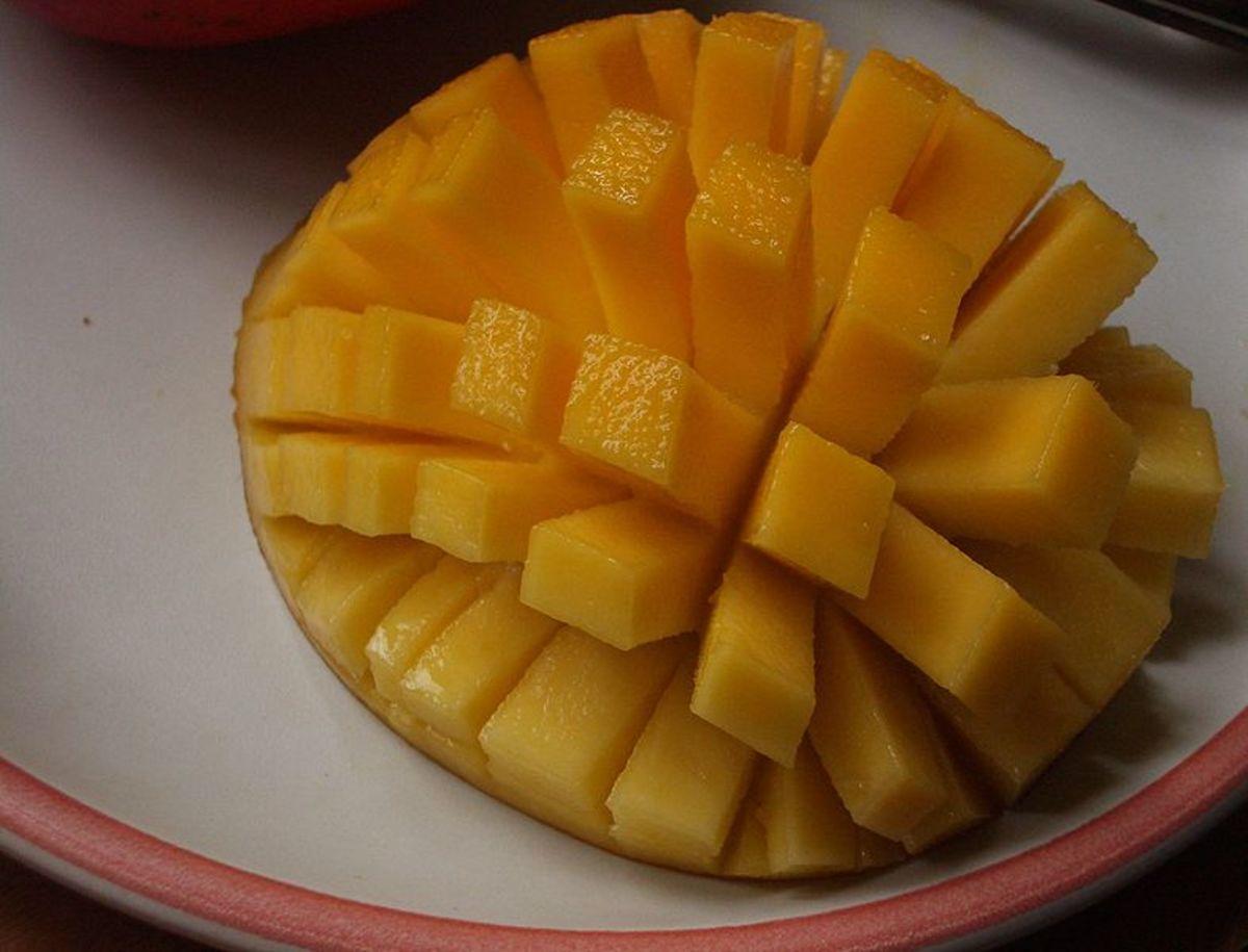 Hedgehog mango