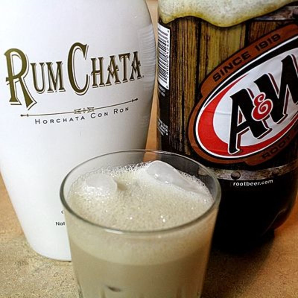 RumChata and Rootbeer