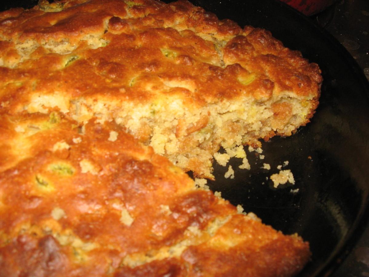 Bake until golden brown on top.