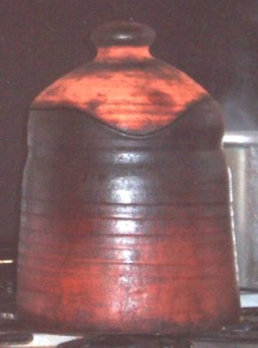 a traditional tandoori pot, ideal for this meal