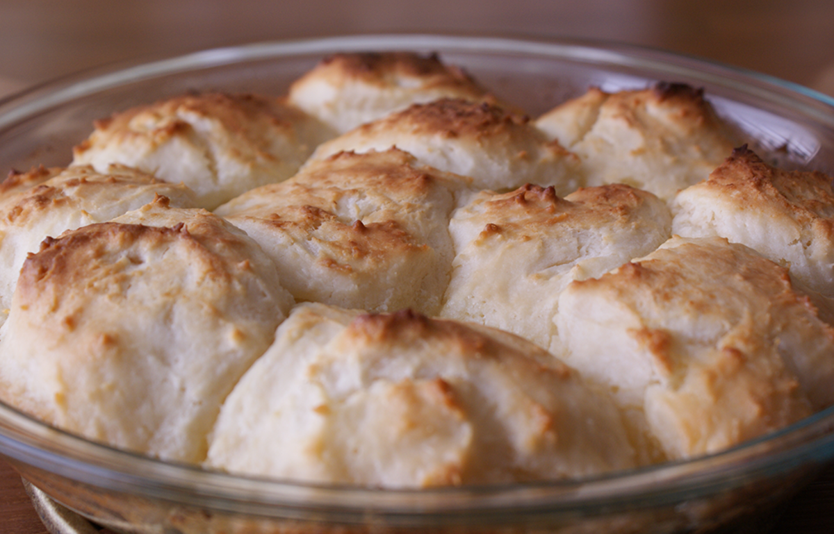 Homemade Biscuits Recipes