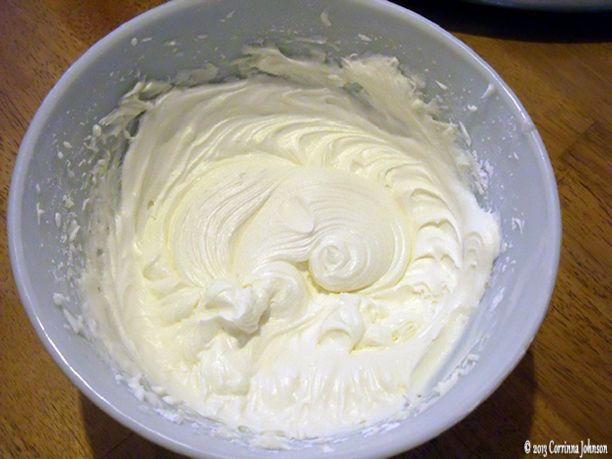 Step 2: Make the icing