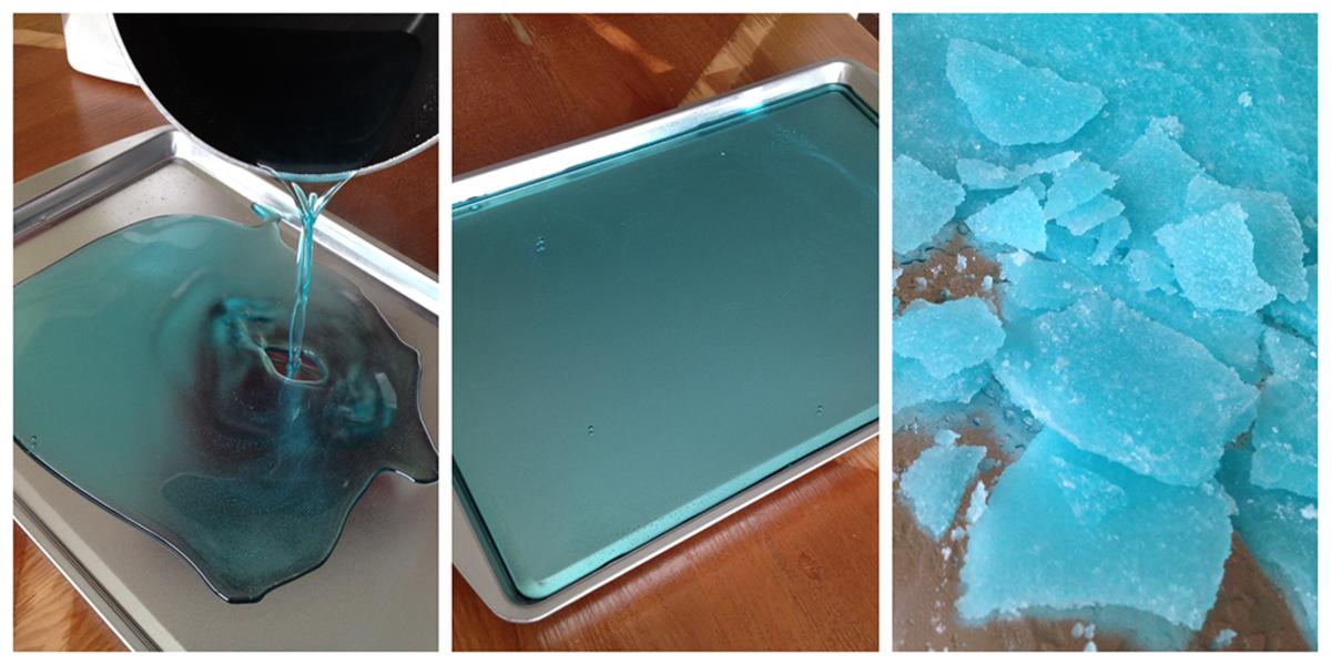 Blue Rock Candy Recipe